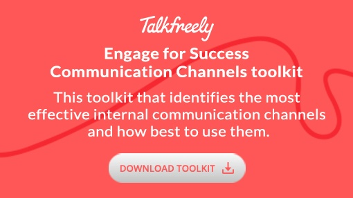 communication channels toolkit