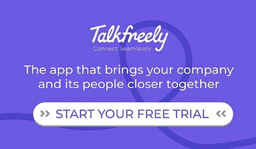 internal communications app free trial